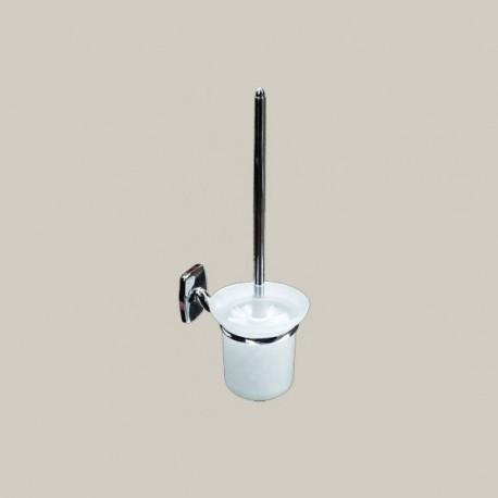 Szczotka WC, mosiądz chromowany, seria ELEGANT