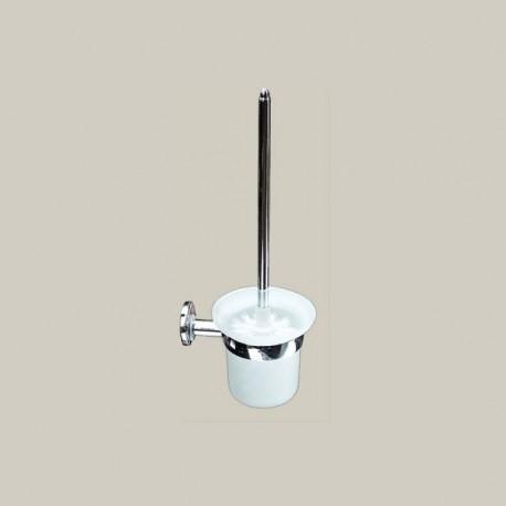 Szczotka WC, mosiądz chromowany, seria MODERN