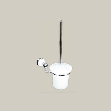 Szczotka WC, mosiądz chromowany, seria YACHT DESIGN