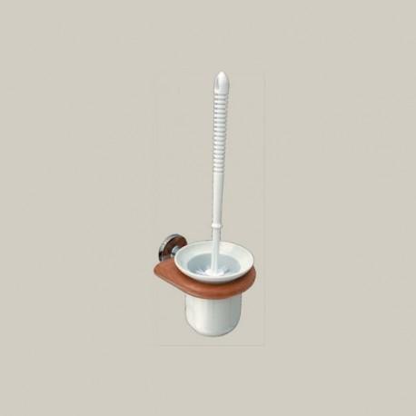Szczotka WC, elementy drewniane, seria D