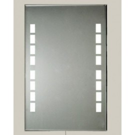 Lustro z podświetlaną taflą 80x60cm LTH-2D
