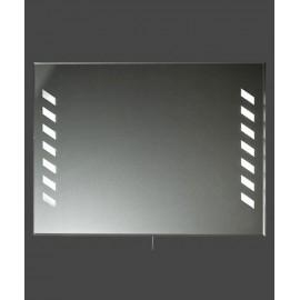 Lustro z podświetlaną taflą 80x60cm LTH-10K