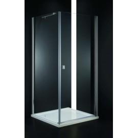 Kabina prysznicowa SAREMA 2 kwadratowa 90x90 cm